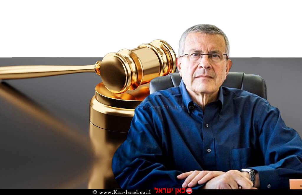 כב' השופט (בדימוס) דוד רוזן ראש נציבות תלונות הציבור על מייצגי המדינה בערכאות |עיבוד צילום: שולי סונגו
