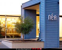 מלון NEA במושב שָׁבֵי צִיּוֹן שבגליל
