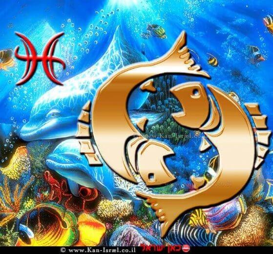 דגים - מזל החודש, אסטרולוגיה | עיבוד צילום: שולי סונגו