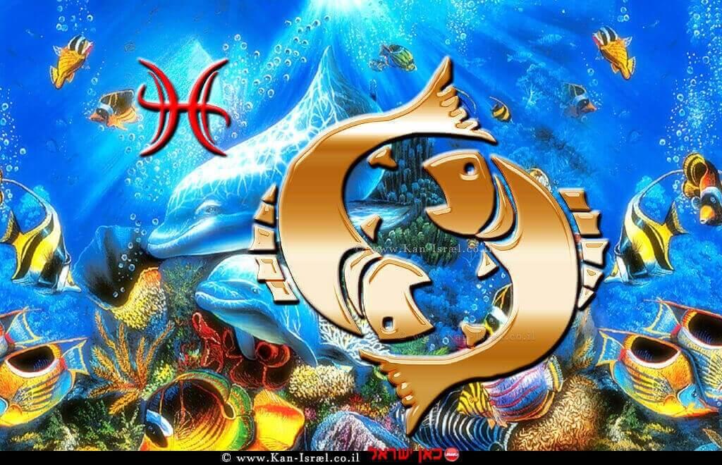 דגים - אסטרולוגיה | עיבוד צילום: שולי סונגו
