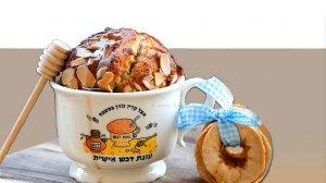 מתכון עוגת דבש אישית בספל | צילום: הדס ניצן | עיבוד צילום: שולי סונגו