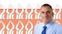 ג'ף קיי, סגן נשיא אוניברסיטת בן-גוריון בנגב לקשרי ציבור ופיתוח משאבים | צילום: דני מכליס |עיבוד צילום: שולי סונגו ©