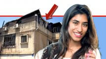כרמל מעודה הגננת המתעללת ב11 פעוטים ברקע ביתה שהוצת |עיבוד צילום: שולי סונגו ©