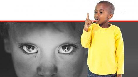 תלמידי בית ספר יסודי של בני העדה האתיופית   צילום:הדמיה עיבוד צילום: שולי סונגו ©