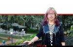 אילנה דוד מנהלת מועדון השחמט של באר שבע, קפטן נבחרת ישראל לגברים בשחמט | צילום: יחסי ציבור |עיבוד צילום: שולי סונגו ©