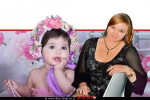 אינה סקיבנקו סייעת הגננת הנאשמת בהריגת התינוקת יסמין וינטה זכרה לברכה | צילום: מתוך פייסבוק | עיבוד צילום: שולי סונגו ©