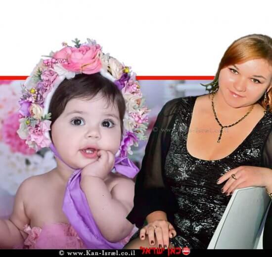אינה סקיבנקו סייעת הגננת הנאשמת בהריגת התינוקת יסמין וינטה זכרה לברכה   צילום: מתוך פייסבוק   עיבוד צילום: שולי סונגו ©