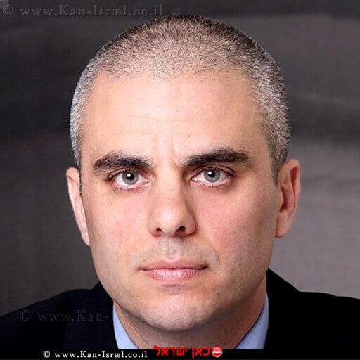 אודי בלום מנכל מטרופוליס יזמות אורבנית בישראל  עיבוד צילום: שולי סונגו ©