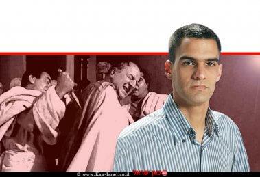 חץ-דוד עוזר עורך דין ויועץ אסטרטגי וטקטי ברקע: יוליוס קיסר, נבגד על ידי חבריו הגם אתה ברוטוס? | עיבוד צילום: שולי סונגו ©