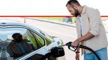 מתדלק בתחנת דלק | עיבוד צילום ממחושב: שולי סונגו©