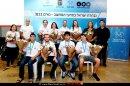 נבחרת ישראל ב'מדעי המחשב' ששבה לישראל מ'האולימפיאדה הבינלאומית במדעי המחשב - אזרבייז'ן' | צילום: מרכז מדעני העתיד | עיבוד צילום ממחושב: שולי סונגו©