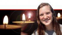 רינה שנרב בת ה-17 השם יקום דמה, שנרצחה ב-פיגוע במעיין דני ליד הישוב דולב | צילומים: דובר צהל | Kobi Gideon | מדא | עיבוד צילום ממחושב: שולי סונגו©