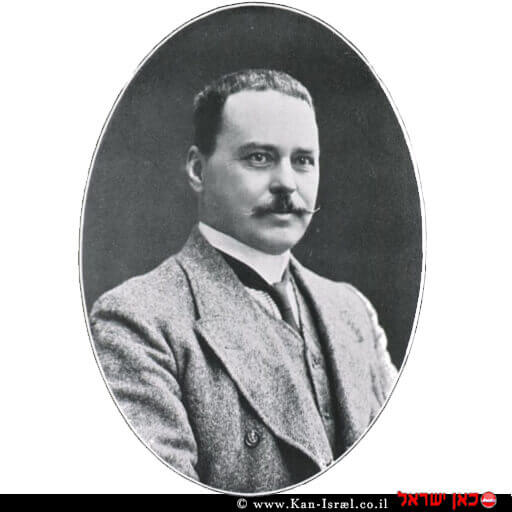 סר רונלד רוס ( 13 במאי 1857 - 16 בספטמבר 1932) שגילה מנגנון ההידבקות במחלת המלריה | צילום: ויקיפדיה