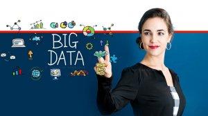 בִּיג דָּאטָה | נְתוּנֵי עָתֵק | Big Data | עיבוד צילום ממחושב: שולי סונגו©