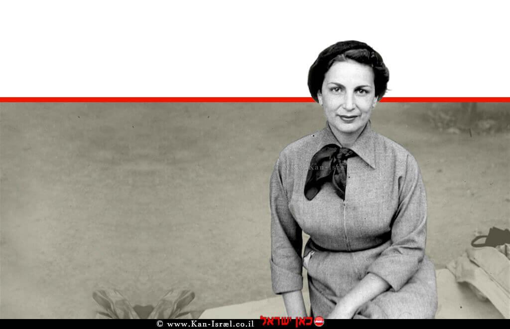 ז'קלין כהנוב (שוחט) סופרת, מבקרת ספרות ו-מַסָּאִית | עיבוד צילום ממחושב: שולי סונגו©