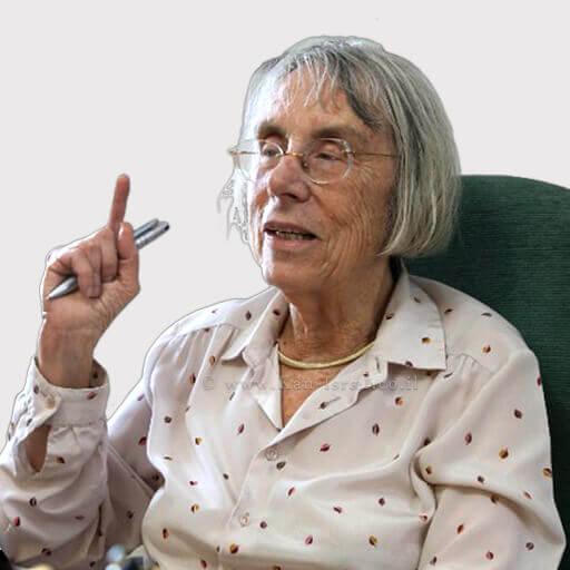דליה דורנר, שופטת בית המשפט העליון (בדימוס), נשיאת מועצת העיתונות | עיבוד ממחושב: שולי סונגו©