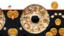 עוגת מלכים ספרדית | עיבוד ממחושב: שולי סונגו©