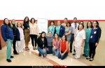 צוות 'היחידה להפריה חוץ גופית של המרכז הרפואי הלל יפה | צילום: דפנה נבו | עיבוד ממחושב: שולי סונגו©