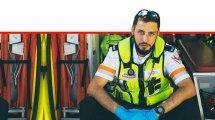 אוריאל גולדברג, יליד לונדון אנגליה שעלה לישראל ועובד במדא, כמדריך ב'פרויקט מדא חוץ לארץ' | עיבוד ממחושב: שולי סונגו©
