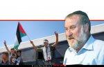 דר' אביחי מנדלבליט היועץ המשפטי לממשלה | רקע אסירים ביטחוניים פלסטיניים משוחררים | עיבוד ממחושב: שולי סונגו©