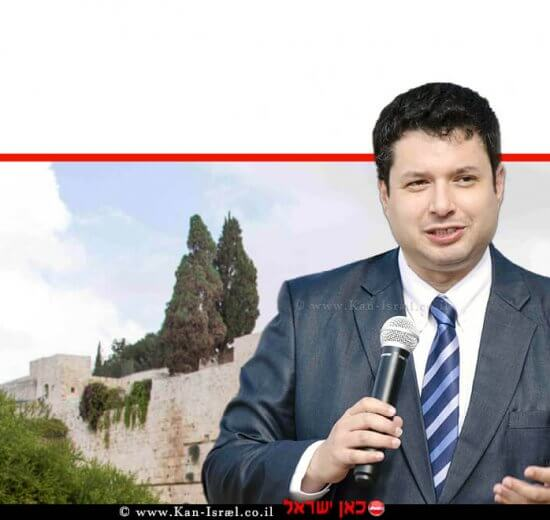 ג'וש ריינשטיין נשיא שדולת הפרלמנטרים למען ישראל (IAF) ג'וש ריינשטיין , ברקע: ירושלים |עיבוד ממחושב: שולי סונגו©