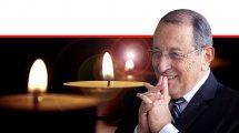 אלי זׂהר - מבכירי עורכי הדין במדינת ישראל, הלך לעולמו בגיל 80 | עיבוד ממחושב: שולי סונגו©