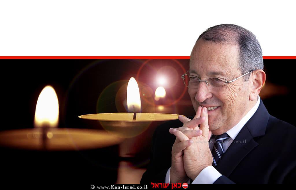 אלי זׂהר - מבכירי עורכי הדין במדינת ישראל, הלך לעולמו בגיל 80 | צילום: ויקיפדיה | עיבוד ממחושב: שולי סונגו©