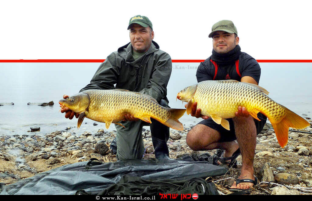 דייגים באליפות 'תחרות הבינלאומית לדייג ספורטיבי' בחופי איגוד ערים כינרת   עיבוד ממחושב: שולי סונגו©