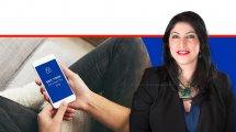 עורך דין מייסא זועבי, מנהלת תחום ידע ומידע, אגף תכנון מדיניות ואסטרטגיה, משרד המשפטים ברקע יום הפרטיות הבינלאומי | עיבוד ממחושב: שולי סונגו©