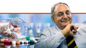 פרופ' זאב רוטשטיין, מנכל 'המרכז הרפואי הדסה' ויושב ראש 'ועדת סל התרופות 2020' של משרד הבריאות' | צילום: ויקיפדיה | עיבוד ממחושב: שולי סונגו©