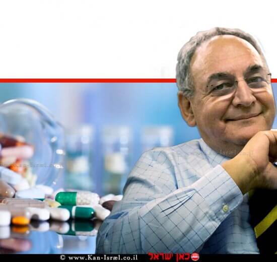 פרופ' זאב רוטשטיין, מנכל 'המרכז הרפואי הדסה' ויושב ראש 'ועדת סל התרופות 2020' של משרד הבריאות'   צילום: ויקיפדיה   עיבוד ממחושב: שולי סונגו©