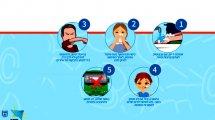קורונה, איך תקטינו את הסיכוי להידבק בנגיף הקרונה ב-5 כללים מדריך משרד הבריאות   איור משרד הבריאות   עיבוד ממחושב: שולי סונגו©