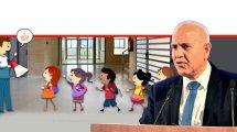 שמואל אבואב מנכל משרד החינוך, 'שבוע ההתגוננות' של מערכת החינוך הארצי בבתי הספר ובגני הילדים | עיבוד ממחושב: שולי סונגו©
