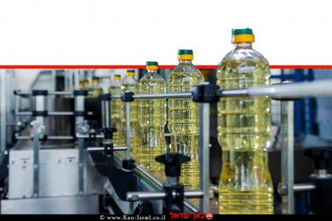 ייצור שמן בתעשייה   הדמייה   עיבוד צילום ממחושב: שולי סונגו©