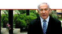בנימין נתניהו, ראש הממשלה, דבריםליום הזיכרון לחללי מערכות ישראל | צילום מתוך וידאו: לשכת העיתונות הממשלתית (ל.ע.מ) | עיבוד צילום ממחושב: שולי סונגו©