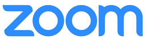 'זוּם' Zoom Video Communications   לוגו