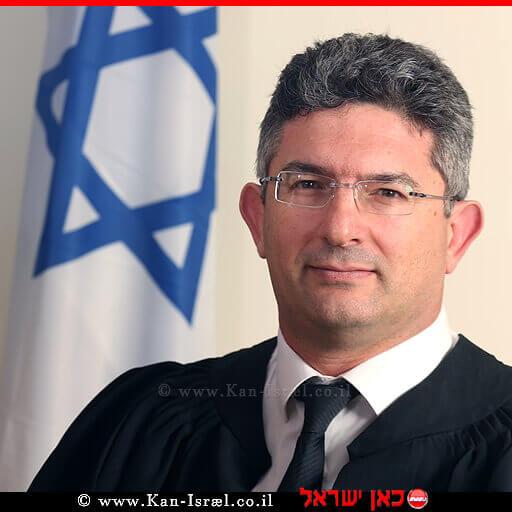 כב' השופט אילן איטח סגן הנשיא ביהד הארצי לעבודה | מתוך אתר הרשות השופטת של ישראל | עיבוד ממחושב: שולי סונגו©