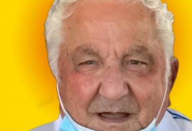 יצחק שמאי בן 77, מקרית חיים נעדר מביתו משטרת ישראל, מבקשת עזרת הציבור באיתורו | צילום משטרת ישראל | עיבוד צילום: שולי סונגו ©