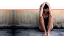 ילדה לאחר פגיעה מינית | אילוסטרציה | עיבוד צילום: שולי סונגו ©