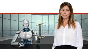 עורכת דין סיגל סודאי, מנהלת האגף ליחסי עבודה של איגוד לשכות המסחר ברקע: דיני עבודה ו'זכויות עובדים' | עיבוד: שולי סונגו ©
