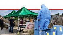 התפרצות שפעת עופות התגלתה בלול בקיבוץ מענית במועצה האזורית מנשהברקע: נקודת שירותים הווטרינריים במשרד החקלאות | עיבוד: שולי סונגו ©