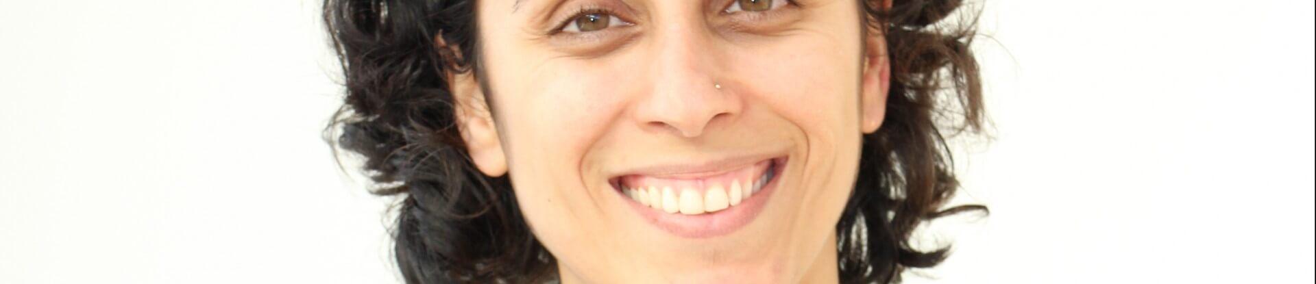עורכת דין ליאת יונניאן, המחלקה לחקירות שוטרים בפרקליטות המדינה | צילום: אתר מכון גשר למנהיגות | עיבוד צילום: שולי סונגו