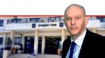 עורך דין עמית איסמן פרקליט המדינה המיועד ה-12| צילום: באדיבות דוברות משרד המשפטים | עיבוד צילום: שולי סונגו ©