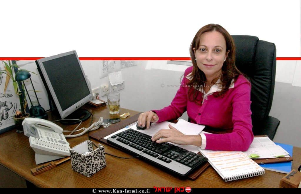 יושבת ראש מכון התקנים היא הגב' גלית אבישי | עיבוד צילום: שולי סונגו ©