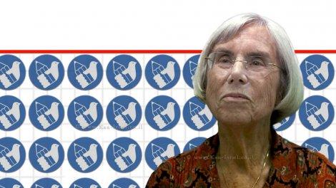 כב' השופטת (בדימ') דליה דורנר, נשיאת מועצת העיתונות והתקשורת בישראל | עיבוד צילום: שולי סונגו ©