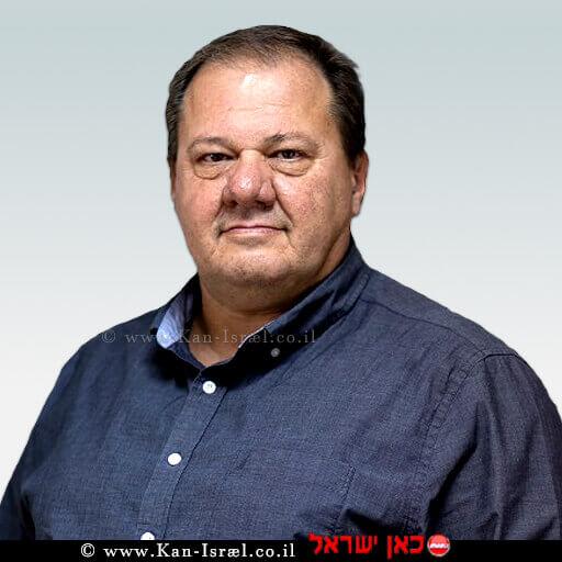 איגור דוסקלוביץ הממונה על התקינהומנהל מינהל התקינהבמשרד הכלכלה והתעשייה | עיבוד צילום: שולי סונגו ©
