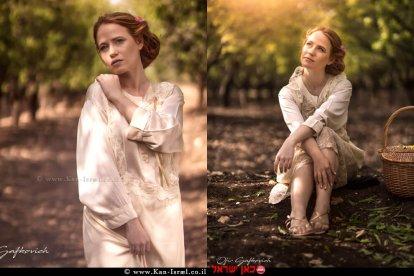 רותם חומסקי, מדגמנת ורוקדת צילום: OfirGepkowitz | עיבוד צילום: שולי סונגו ©