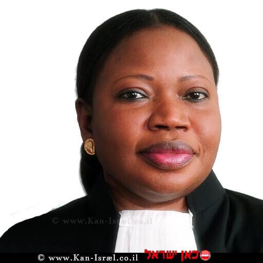 פאטו בנסודה התובעת הראשית של בית הדין הפלילי הבין-לאומי (ICC) |עיבוד צילום: שולי סונגו ©