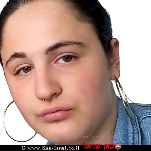 שיינא שרה שמחה אזאי, בת 16, הנערה הנעדרת תושבת חדרה, הציבור מתבקש לסייע באיתורה | צילום: משטרת ישראל | עיבוד צילום: שולי סונגו ©