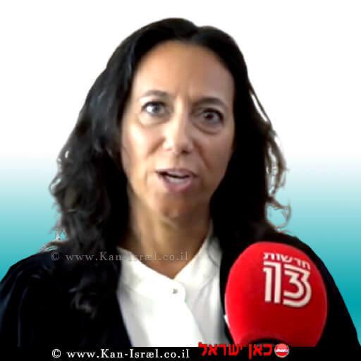 עורכת דין רוזי כבאז, פרקליטות מחוז תל אביב (פלילי)| עיבוד ממחושב: שולי סונגו©